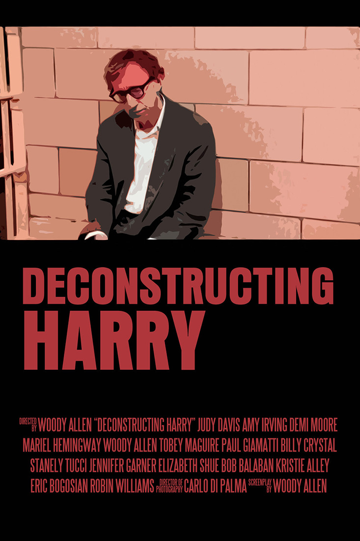 deconstructing harry afisha